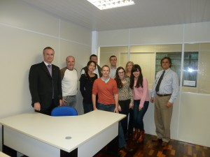 Retailing in Brazil internship program 2013, Curitiba